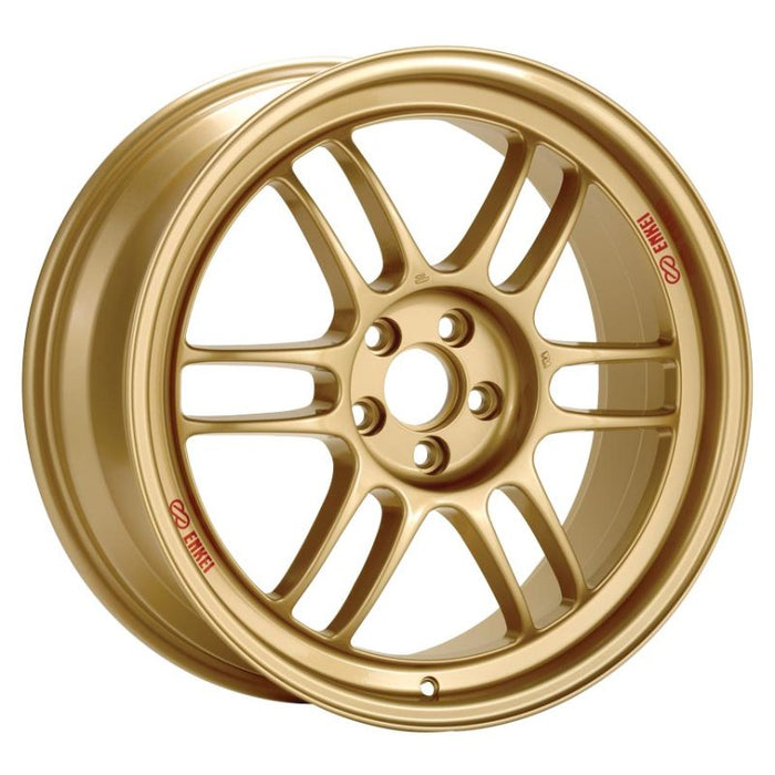 Enkei RPF1 5x114.3 18x9.5 +38 Offset 73mm Bore - Gold