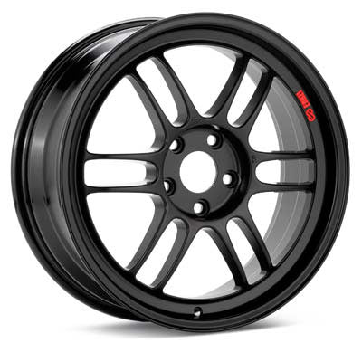 Enkei RPF1 5x114.3 18x9.5 +38 Offset 73mm Bore - Matte Black