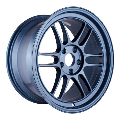 Enkei RPF1 5x114.3 18x9.5 +38 Offset 73mm Bore - Matte Blue
