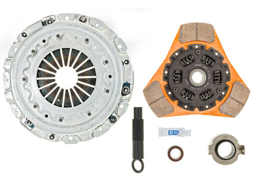 Exedy Stage 2 - 3 Puck Clutch System 2017+ Honda Civic Type R