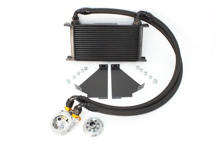 GReddy GPP Oil Cooler Kit 2017+ Honda Civic Si / Sport Hatchback