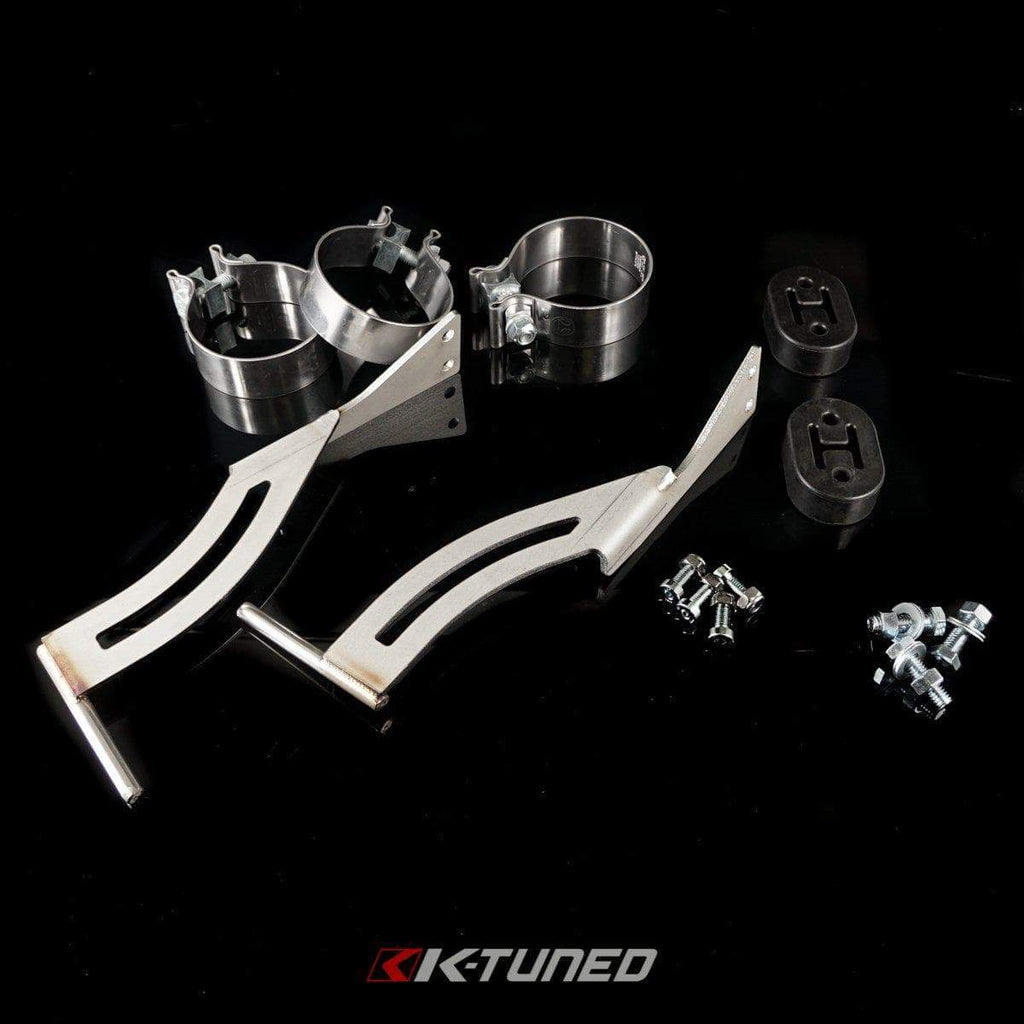 K-Tuned 304SS Cat-Back Exhaust 2017+ Honda Civic Type-R FK8