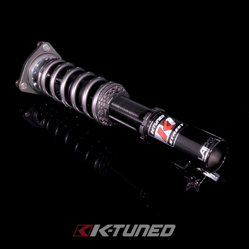 K-Tuned K1 Street Coilovers 2016+ Honda Civic (Exc HB, Si, Type-R)