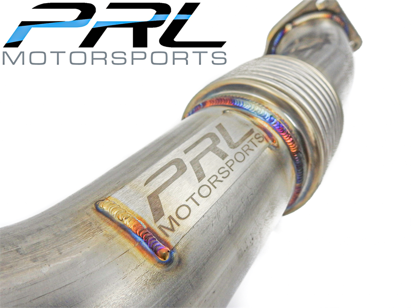 PRL Motorsports Front Pipe 2017+ Civic Type R