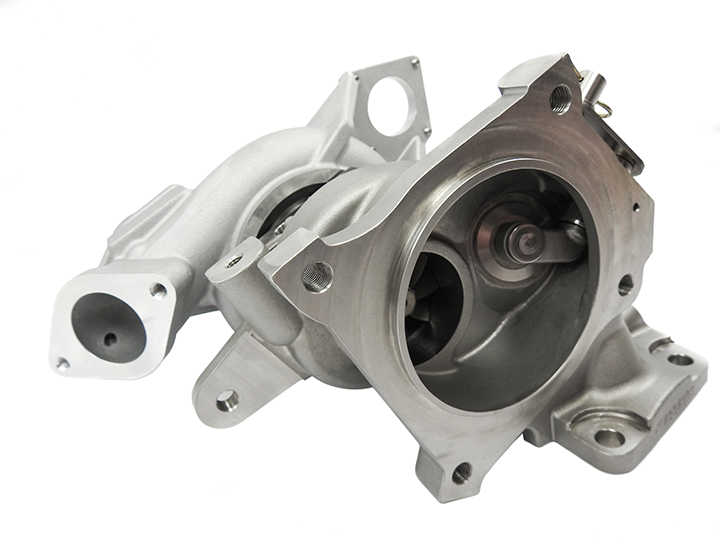 PRL Motorsports P600 Drop-In Turbocharger Upgrade 2017+ Civic Type R