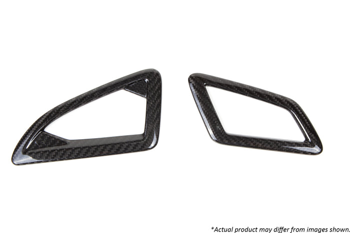 REVEL GT Dry Carbon Defroster Garnish 2016+ Honda Civic (Left & Right)