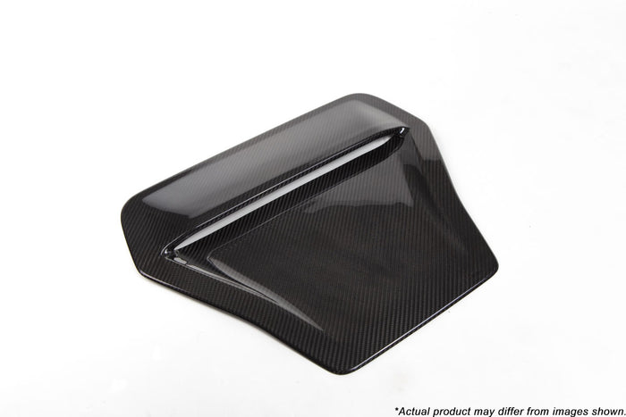 Revel GT Dry Carbon Hood Scoop Cover 2017+ Civic Type-R