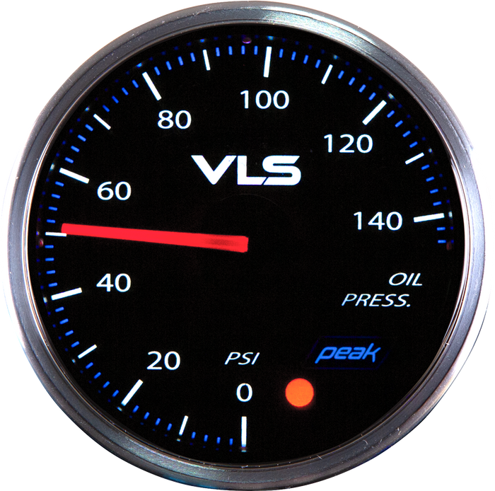REVEL VLS II Oil Pressure Analog Gauge