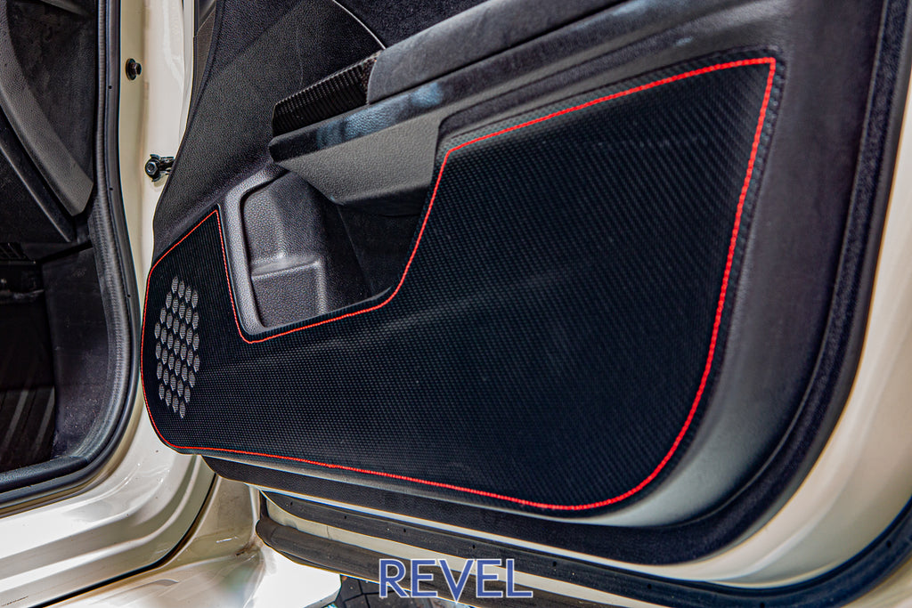 REVEL GT Design Kick Panel Cover 2017+ Honda Civic Hatchback  / Type R