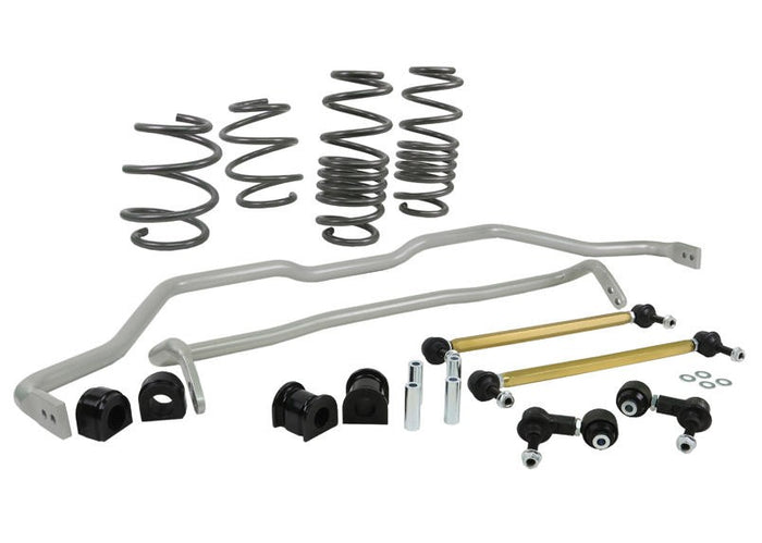 Whiteline Grip Series Coil Spring / Stabilizer Bar Kit 2016+ Civic FC/FK