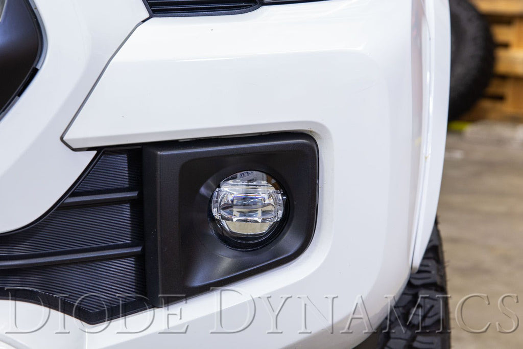 Diode Dynamics Luxeon LED Fog Lamps 2016+ Honda Civic (Pair)