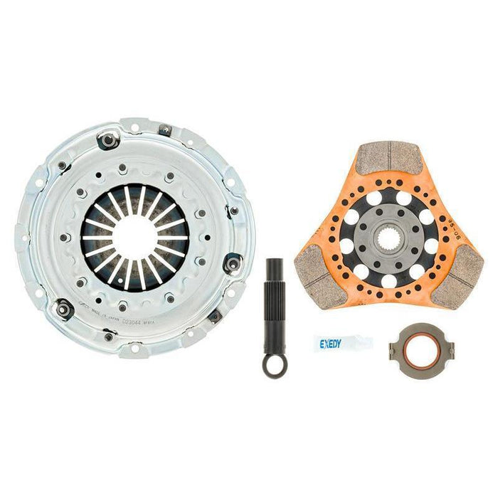 Exedy Stage 2 Cerametallic Clutch Kit 2016+ Honda Civic / 2017+ Civic Si 6MT