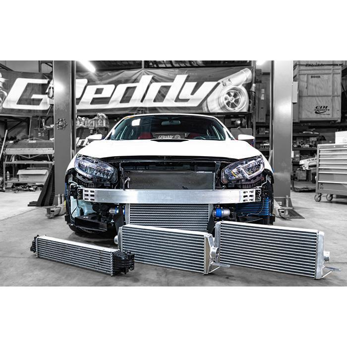 GReddy Type-24E Intercooler Kit 2017+ Civic Type R
