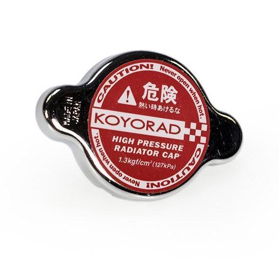 Koyo Universal Hyper Red Radiator Cap 1.3 Bar