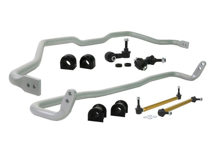 Whiteline Adjustable Front & Rear Sway Bar Kit 2016+ Honda Civic FC / FK