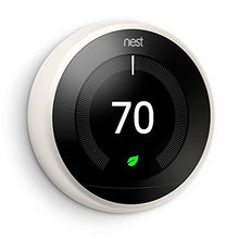 Load image into Gallery viewer, Ns Nest Thermostat White