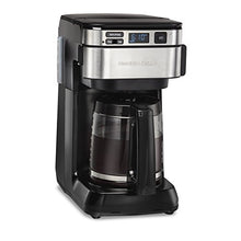 Load image into Gallery viewer, Hamilton Beach 46310 Programmable Coffee Maker Black