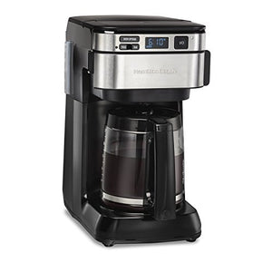 Hamilton Beach 46310 Programmable Coffee Maker Black