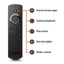 Load image into Gallery viewer, Fire TV Stick with Alexa Voice Remote, streaming media player