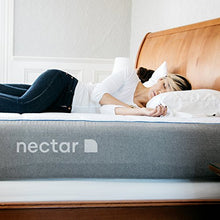 Load image into Gallery viewer, Nectar Queen Mattress + 2 Free Pillows - Gel Memory Foam - CertiPUR- US Certified - 180 Night Home Trial - Forever Warranty