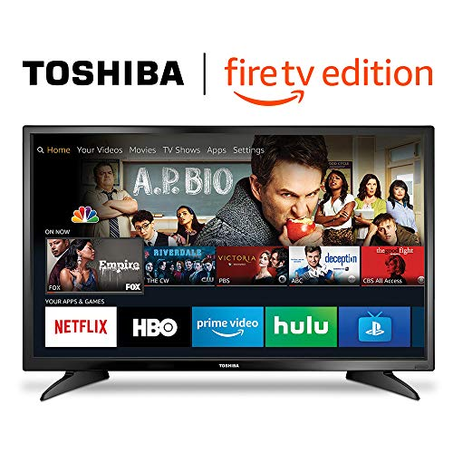 Toshiba 32LF221U19 32-inch 720p HD Smart LED TV - Fire TV Edition
