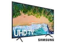"Load image into Gallery viewer, Samsung 55NU7100 Flat 55"" 4K UHD 7 Series Smart TV 2018"