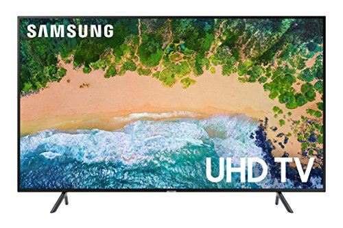 "Samsung 55NU7100 Flat 55"" 4K UHD 7 Series Smart TV 2018"