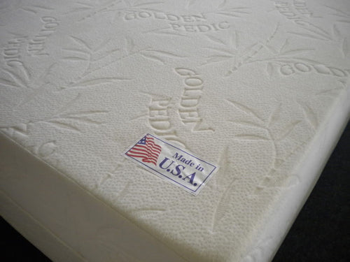 Visco Sleeper - Memory Foam Mattress Set