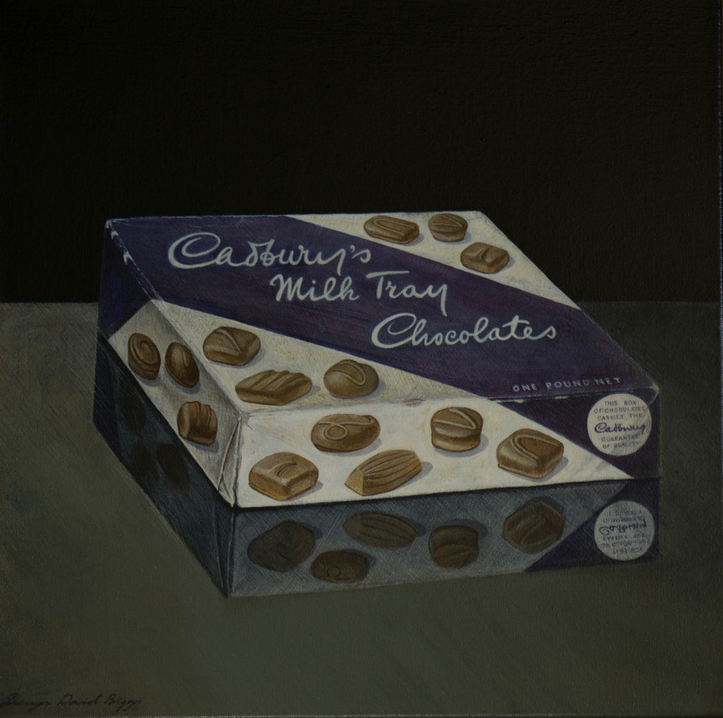 Retro Cadbury's Chocolate Box