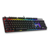 DREVO Tyrfing V2 104-Key RGB Wired Mechanical Gaming Keyboard - ANSI US Layout