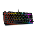 DREVO BladeMaster TE Wired Mechanical Keyboard With Programmable Genius-Knob - US Layout (Pre-Order, Available in Jan. 2019)