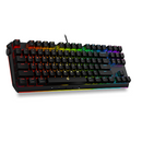 DREVO BladeMaster TE Wired Gaming Mechanical Keyboard With Programmable Genius-Knob