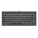 Drevo Gramr 84-key Mechanical Keyboard Black