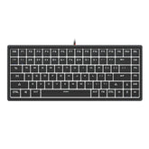 DREVO Gramr 84-key Backlit Edition Gaming Mechanical Keyboard Black (Used)