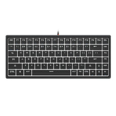 DREVO Gramr 84-key Backlit Edition Gaming Mechanical Keyboard Black