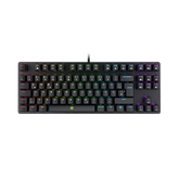DREVO Tyrfing V2 88-Key RGB Backlit Mechanical Gaming Keyboard - German Layout