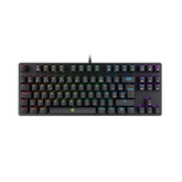 DREVO Tyrfing V2 88-Key RGB Backlit Mechanical Gaming Keyboard - French Layout