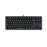 DREVO Tyrfing V2 88-Key RGB Backlit Mechanical Gaming Keyboard - Russian Layout