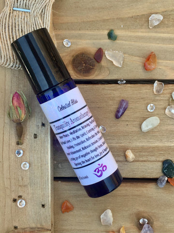 Tranquility Aromatherapy Rollerball Oil