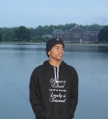Respect, Trust, Loyalty Hoody