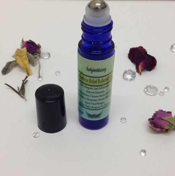 Hayfever Relief Aromatherapy Oil