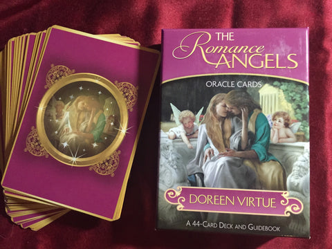 Love & Romance Oracle Card Reading
