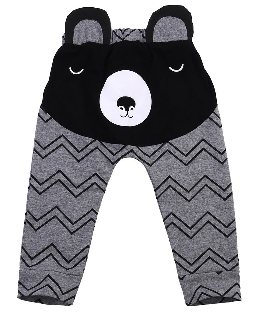Baby Animal Pattern Leggings for 6-24M - More Colors Available - FOR MY LITTLE ANGELS