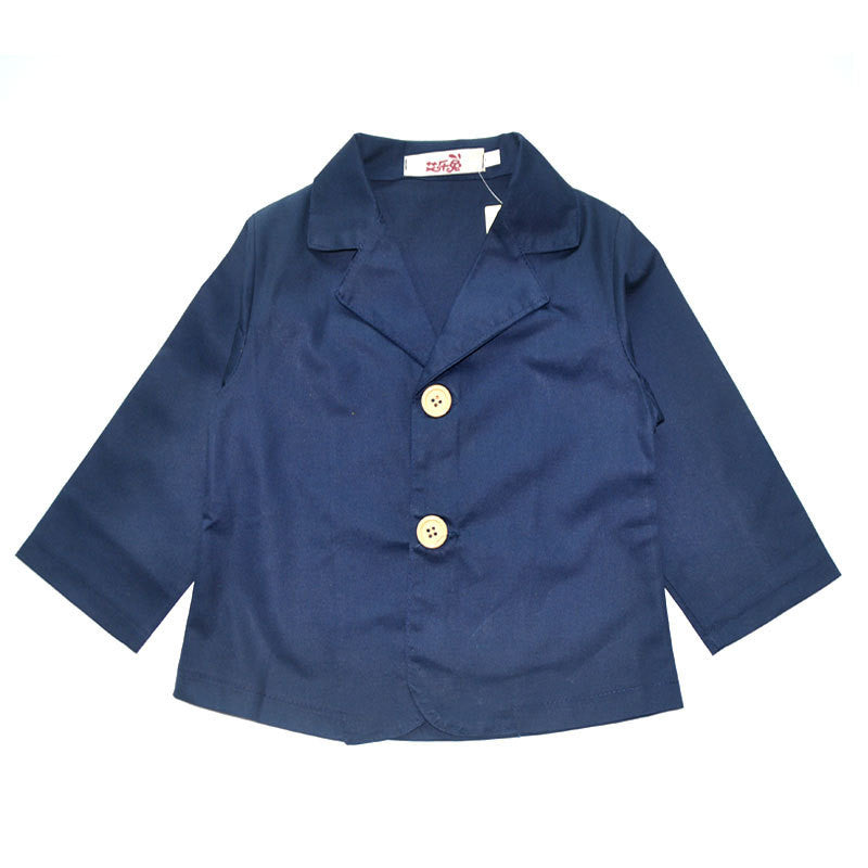 Clothing Suit Set for Boys with Jacket + Button Up Shirt + Pants 2T-7 (3pcs) - FOR MY LITTLE ANGELS