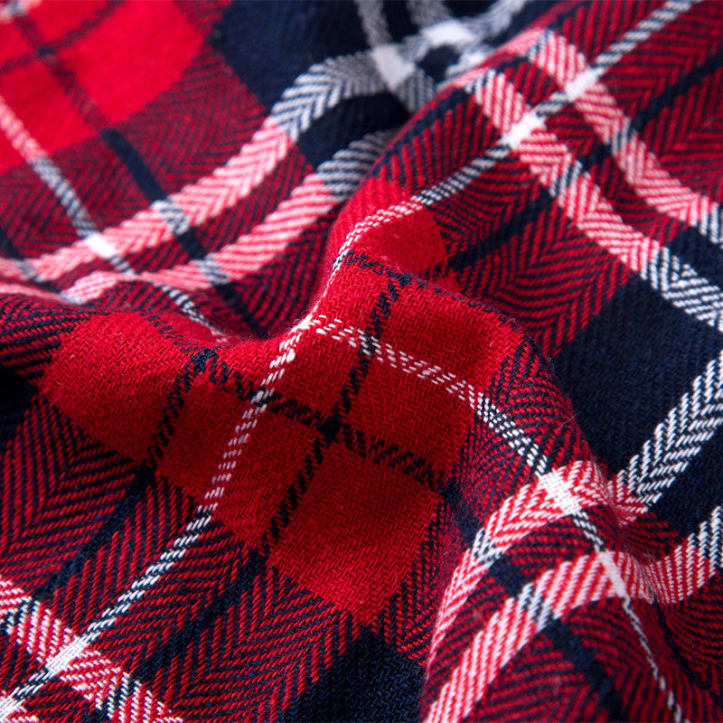 Plaid Pattern Shirt for Pets - Dog Shirts - Cat Shirts - More Options Available - FOR MY LITTLE ANGELS