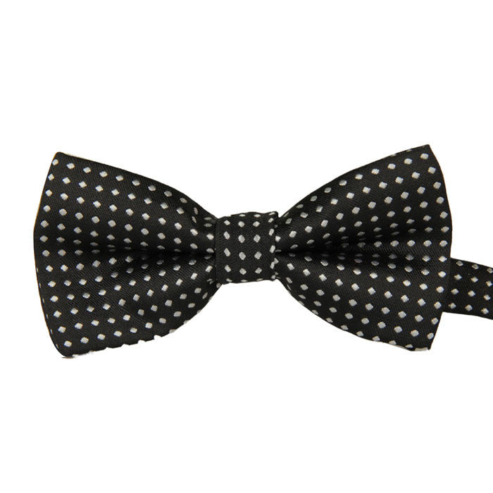Fashion Unisex Kids Accessories Polka Dot Bow Tie (1pc) - FOR MY LITTLE ANGELS
