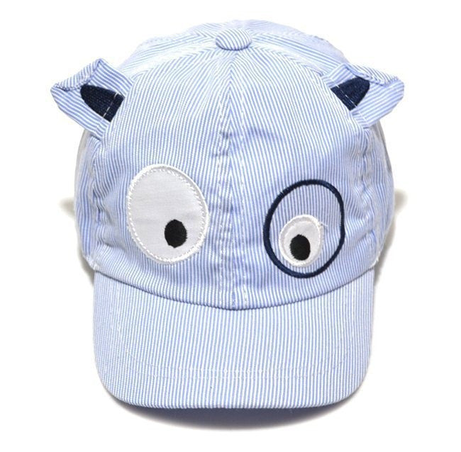 Spring/Summer Unisex Baby Animal Printed Cap for Newborn Baby - FOR MY LITTLE ANGELS