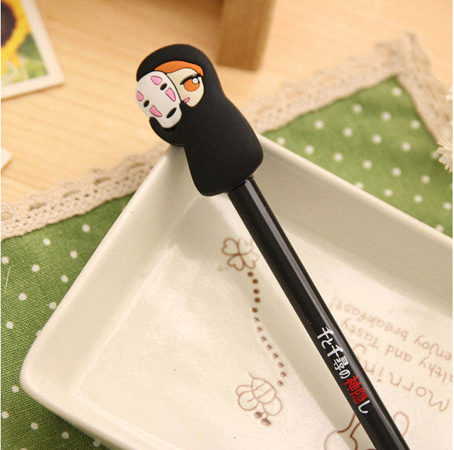 Cute Hayao Miyazaki Cartoon Gel Pen (1pc) - FOR MY LITTLE ANGELS
