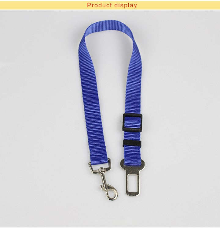 Adjustable Car Seatbelt for Dogs/Cats - FOR MY LITTLE ANGELS