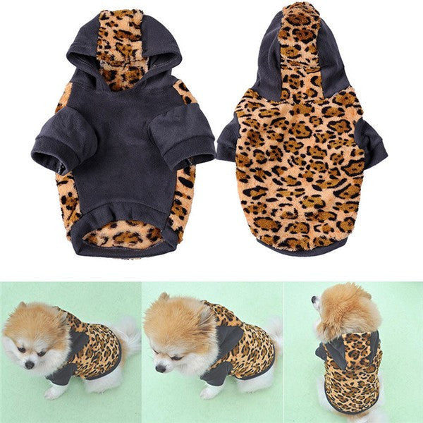 Camouflage Hoodie for Pets - More Options Available - FOR MY LITTLE ANGELS
